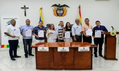 Funcionarios del Concejo capacitados por Incontec.