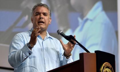Foro Iberoamérica reunirá en Bogotá a cinco premios Nobel: Duque