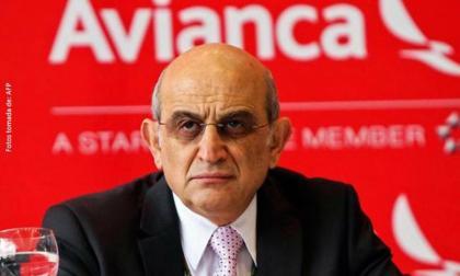 Germán Efromovich, expresidente de junta directiva de Avianca Holdings.