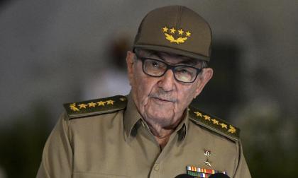 Estados Unidos impone sanciones a Raúl Castro y su familia