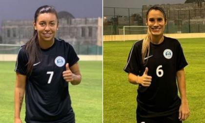 Yoreli Rincón y Daniela Montoya jugarán en el fútbol asiático