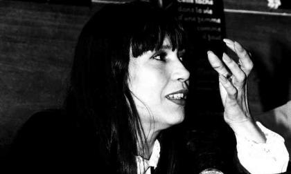 La escritora Marvel Moreno (1939–1995), autora de ‹En diciembre llegaban las brisas›.
