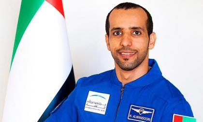 Hazzaa al Mansoori, astronauta emiratí.