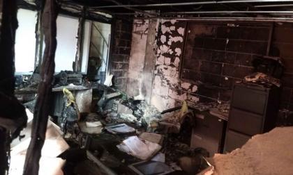 Pérdidas por $80 millones en incendio de fábrica de pintura
