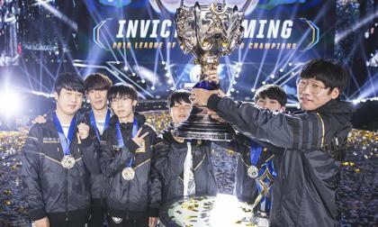 Invictus Gaming, de China, campeón en el 2018.