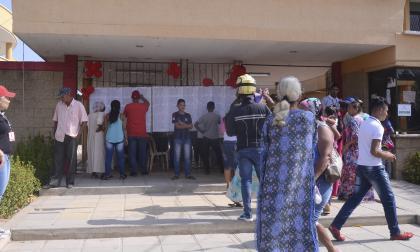 Registraduría reubicará puesto de votación de Uniguajira en Maicao