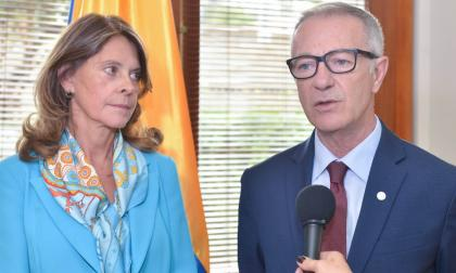 En video | España y Colombia, ahora en la misma línea frente al Galeón San José: Vicepresidencia