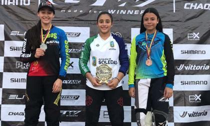 Positivo balance local en Nacional de BMX
