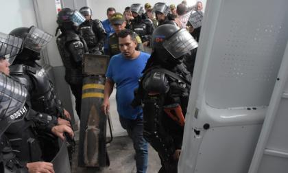 Motín en la URI: listado de presos trasladados a centros carcelarios de la ciudad