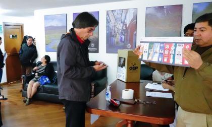 Colombia, Brasil, EEUU y Argentina, plantean segunda vuelta electoral en Bolivia