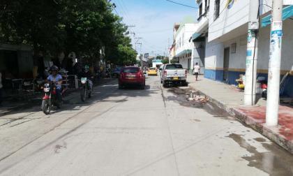 Asesinan a dos indigentes en el mercado de Santa Marta