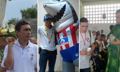 La víctima del fatal accidente, Jairo Mateus, servía en la parroquia del barrio Las Estrellas.