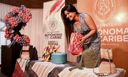 Residuos textiles vuelven a la vida en manos de artesanos