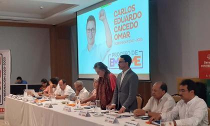 La exministra Clara López lidera la comisión de empalme de Carlos Caicedo