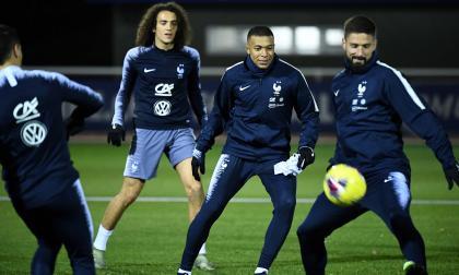 Francia e Inglaterra a un paso de la Eurocopa-2020