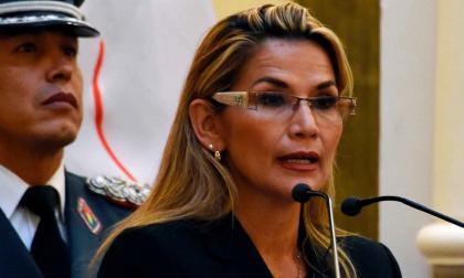 Cancillería de Colombia reconoce a Jeanine Añez como presidenta interina de Bolivia