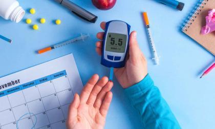 Las personas que sufren de diabetes deben llevar un control constante de sus niveles de glucemia.