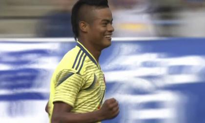 En video | El 'Chino' Sandoval marcó en la victoria de la selección Colombia sub-23 ante Japón