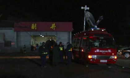 En video   Explosión en una mina de carbón en China deja 15 personas muertas