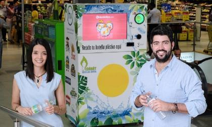 Ecobot unió el mundo empresarial y el cuidado del medio ambiente