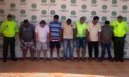 Desarticulan banda dedicada al narcotráfico en el Caribe