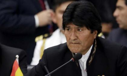 "Expresidente de Bolivia acusado ""por terrorismo"""