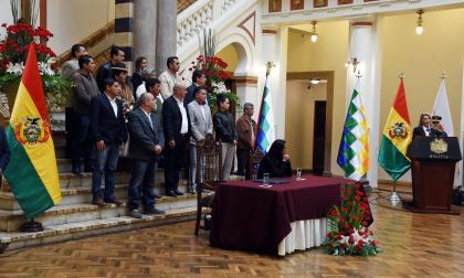 Bolivia tendrá las primeras elecciones sin Evo en 18 años