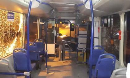 Ataques a Transmetro: 190 actos vandálicos se han presentado en 2019