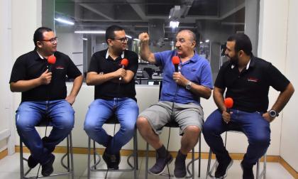 Anaya, Rafael Castillo, 'El Zurdo' López y González.