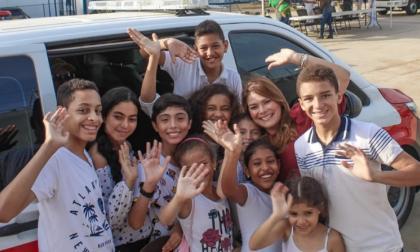 """""""Yo juego, pero NO con fuego"""", campaña contra la pólvora en Cartagena"""