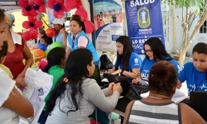 Más de 53 mil afiliados al régimen subsidiado deja administración de Joao Herrera en Soledad