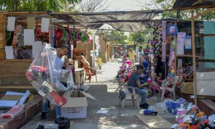 Ferias navideñas estarán en cinco puntos de Barranquilla