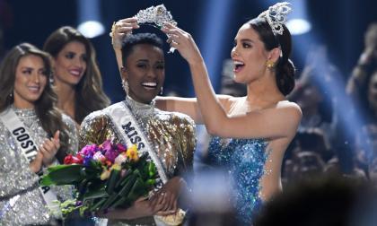 Sudáfrica es escogida como la  Miss Universo 2019