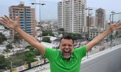 """Alberto Linero """"colgó los hábitos"""" el 5 de septiembre de 2018."""
