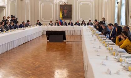 Gobierno y comité de paro no han llegado a acuerdo