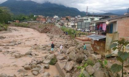 Dan luz verde a obras de mitigación en Mocoa