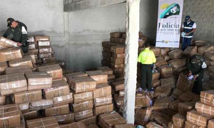 Dian Barranquilla aprehendió mercancía de contrabando por más de $23 mil millones en 2019