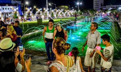 El nuevo plan de los fines de semana es en la Plaza de la Paz