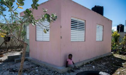 Diez años después del sismo de Haití, su pueblo de supervivientes afronta el olvido