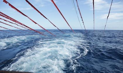 En video| Ecopetrol concluyó operación sísmica marina en el Caribe colombiano