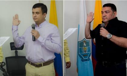En Santa Marta, Edwar Orozco es el nuevo personero y Alexander Zabaleta el contralor