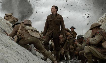 1917 destrona a Star Wars como la más taquillera de este fin de semana