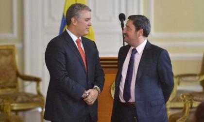 Francisco Santos renuncia a embajada en Estados Unidos