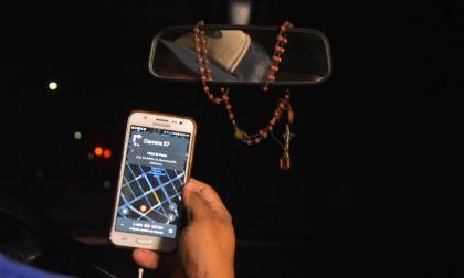 Uber se despidió de Barranquilla el 16 de enero.