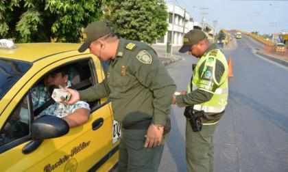 La Policía de Montería socializó la jornada de este jueves.