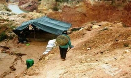 Tres muertos y unos 20 desaparecidos deja derrumbe de mina en Venezuela