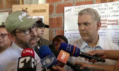 En video | Minagricultura anuncia que Colombia está libre de fiebre aftosa