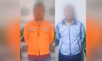 Policía del Atlántico captura a dos por uso de documento falso