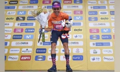 Sergio Higuita aguanta y conquista el Tour Colombia
