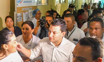 Identifican cinco irregularidades en contratación del Hospital Cari